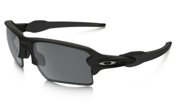 oakley-flak2.0-polarized-matte-black-black-iridium-front