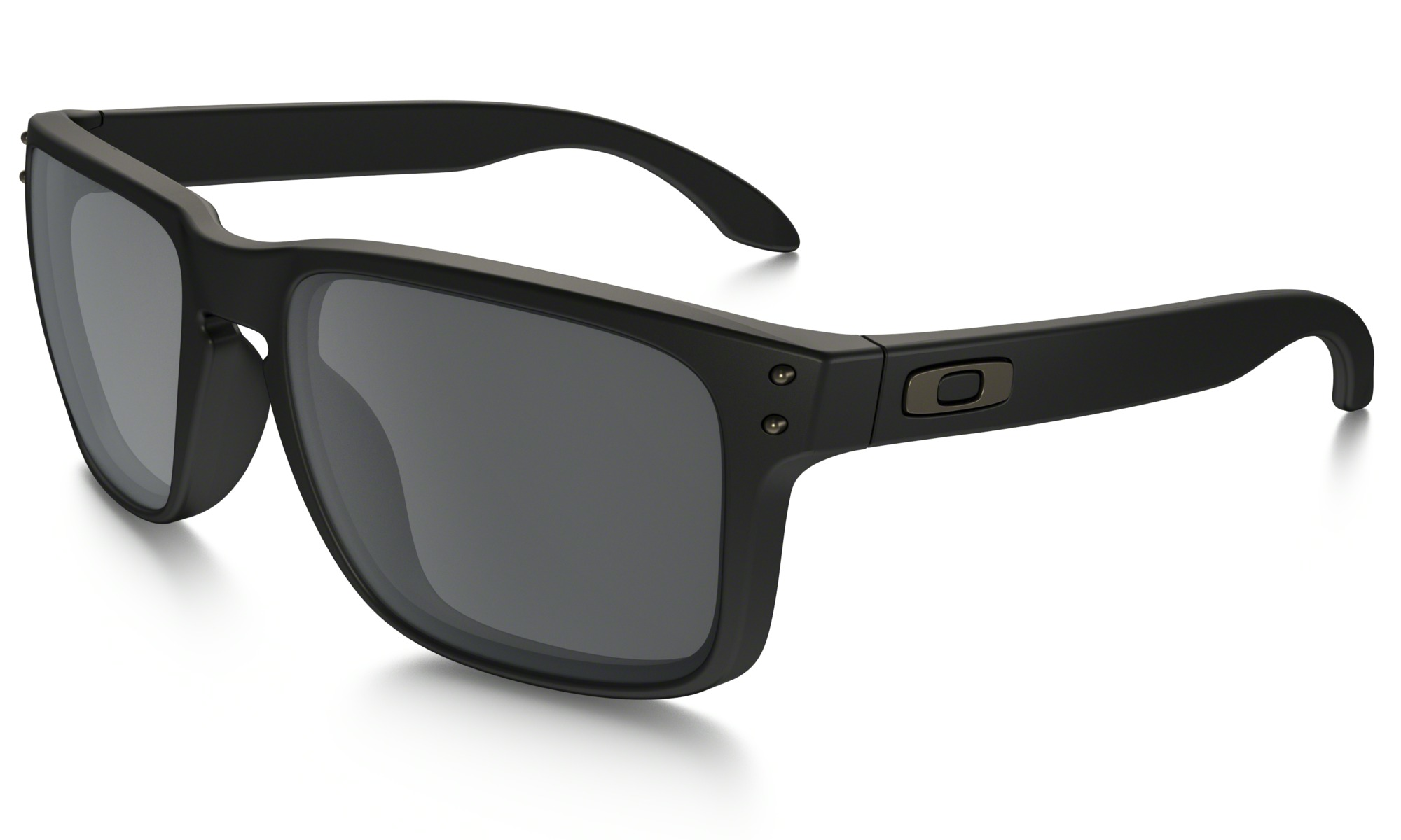 oakley sunglasses easton town center  oakley holbrook matte black black iridium front