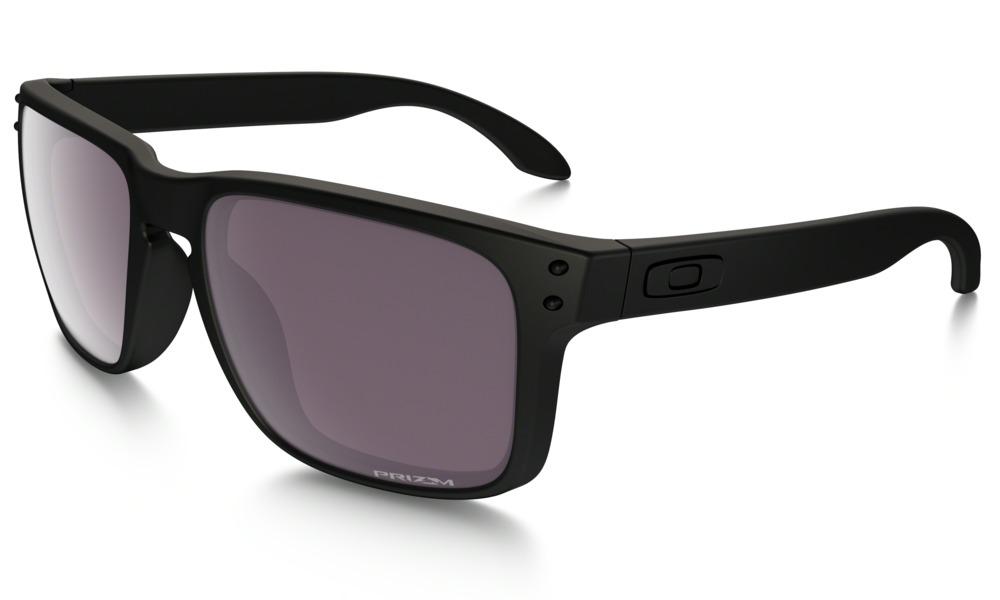 are oakley holbrook sunglasses polarized